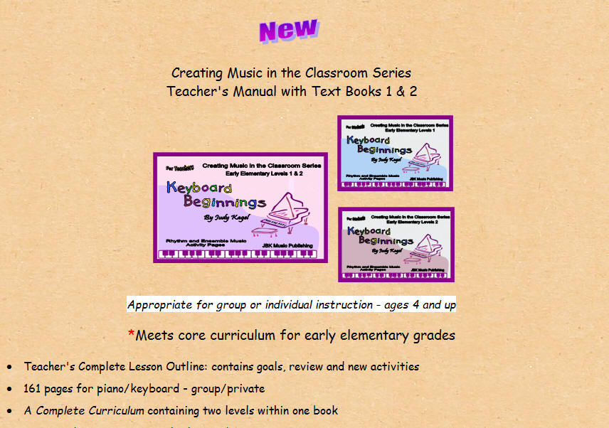 Creating Music In the Classroom